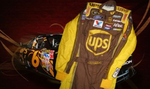 fire suit for auction