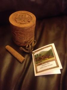 cinnamon box gift