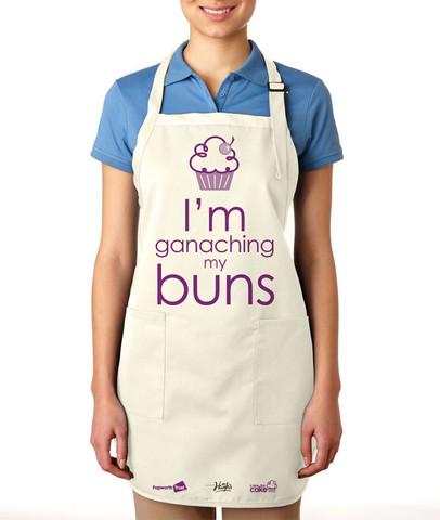 ganaching buns apron