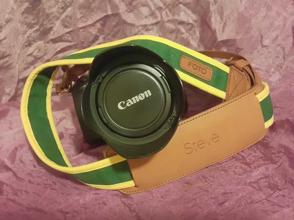 camera strap for expensive cameras