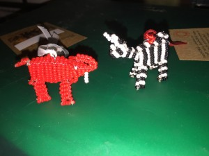 bead animals