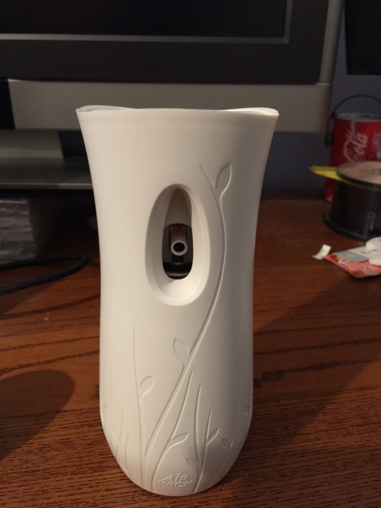 airwick automatic air freshener