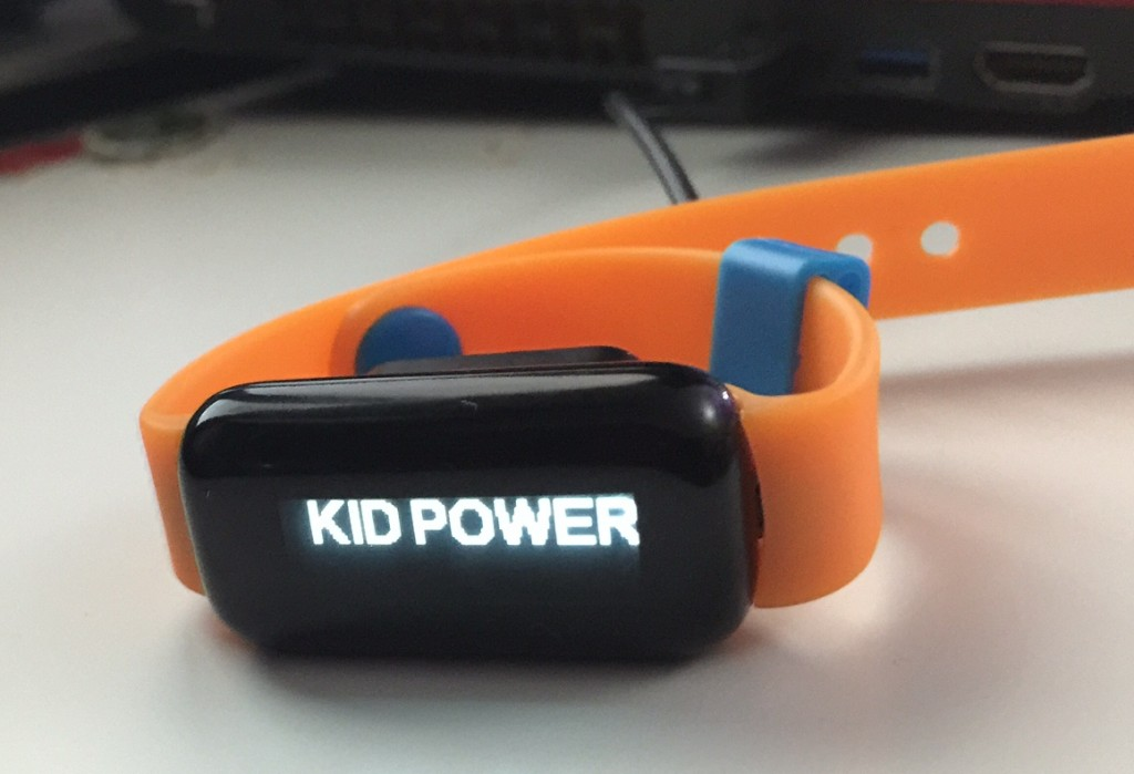 kid power band