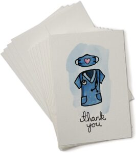 post pandemic thank you cards
